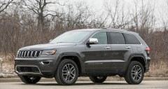 Chi tiết Jeep Grand Cherokee kèm giá bán