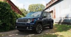 Chi tiết Jeep Renegade 2021 kèm giá bán