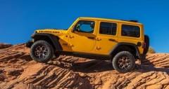 Chi tiết Jeep Wrangler kèm giá bán