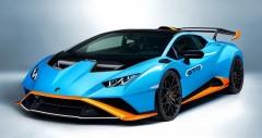 Lamborghini Huracan STO ra mắt
