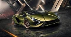 Chi tiết Lamborghini Sian
