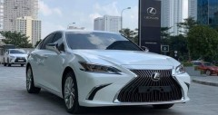 Lexus ES250: thông số kỹ thuật, giá bán