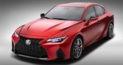 Lexus IS 500 F Sport Performance 2021