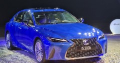 Lexus IS300h 2021