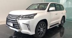 Chi tiết Lexus LX570 2020 kèm giá bán