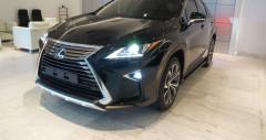 Lexus RX200T 2017-2018: thông số kỹ thuật, giá bán