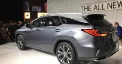 Chi tiết Lexus RX350L 7 chỗ kèm giá bán