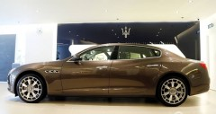 Chi tiết Maserati Quattroporte