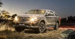 Mazda BT50 2018-2019: thông số kỹ thuật, giá lăn bánh