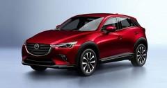 Mazda CX3: thông số kỹ thuật, giá bán
