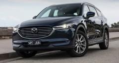 Mazda CX8 sắp về Việt Nam
