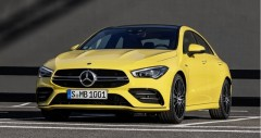 Mercedes AMG CLA 35 4Matic