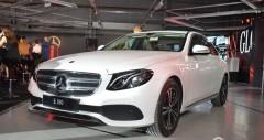 Chi tiết Mercedes-Benz E180 kèm giá bán