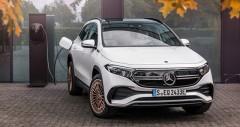 Mercedes-Benz EQA250
