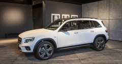 Mercedes Benz GLB 250 4Matic 2021