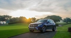 Mercedes Benz GLC 200 cũ