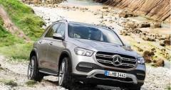 Mercedes Benz GLE 450 4Matic thế hệ mới