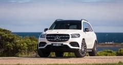 Mercedes-Benz GLS 400D 2021: hình ảnh, thông số kỹ thuật và giá bán