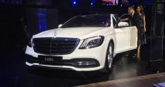 Chi tiết Mercedes Benz S450 kèm giá bán