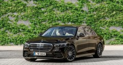 Mercedes Benz S580e 2021