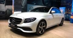 Mercedes E200: thông số kỹ thuật, hình ảnh, giá bán
