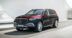 Chi tiết Mercedes Maybach GLS 600 4Matic