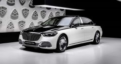 Chi tiết Mercedes Maybach S680 4 Matic 2021