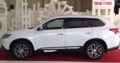 Mitsubishi Outlander: thông số kỹ thuật, hình ảnh, giá bán