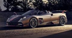 Pagani Huayra BC Roadster ra mắt