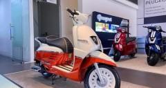 Xe máy Peugeot Django