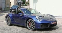 Porsche 911 thế hệ mới ra mắt tháng 11/2018