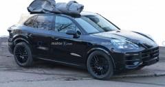 Porsche Cayenne 2022 sắp ra mắt