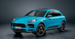 Chi tiết Porsche Macan 2020