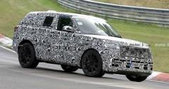 Range Rover 2022 sắp ra mắt
