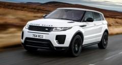 Chi tiết Range Rover Evoque