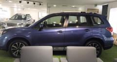 So sánh Subaru Forester và Mazda CX-5