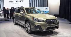 Subaru Outback 2019: thông số kỹ thuật, giá bán