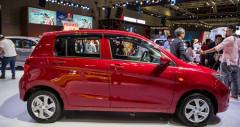 Suzuki Celerio: thông số kỹ thuật, hình ảnh, giá bán