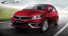 Suzuki Ciaz 2020 sắp ra mắt