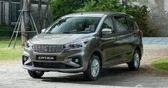 Chi tiết Suzuki Ertiga 2019 kèm giá bán