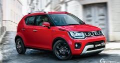 Chi tiết Suzuki Ignis 2021