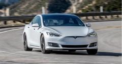 Chi tiết Tesla Model S kèm giá bán