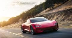 Tesla Roadster sắp ra mắt