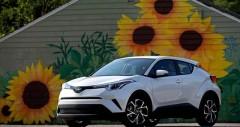 Chi tiết Toyota C-HR 2019