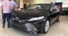 Toyota Camry: thông số, hình ảnh, giá bán