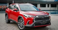 Toyota Corolla Cross ra mắt