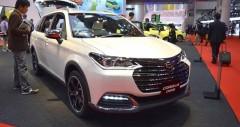 Toyota Corolla Cross sắp ra mắt