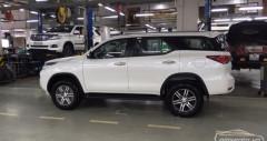Toyota Fortuner máy dầu 2017: Mong chờ bản tự động