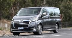 Chi tiết Toyota Granvia 2021 kèm giá bán