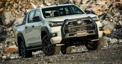 Toyota Hilux: thông số kỹ thuật, giá bán